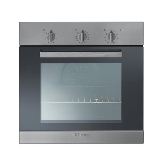 Candy FFP403X Built-in Electric Single Oven - Stainless Steel