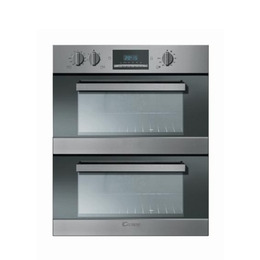 Candy TCP22/2X Built-in Electric Double Oven - Stainless Steel