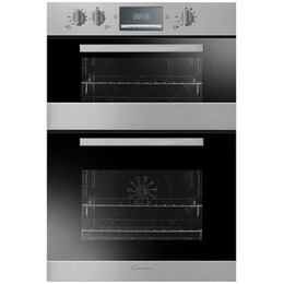 Candy FDP232/2X Built-in Electric Double Oven - Stainless Steel  Reviews