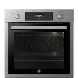 Hoover HOS8077X Built-in Electric Single Oven - Stainless Steel