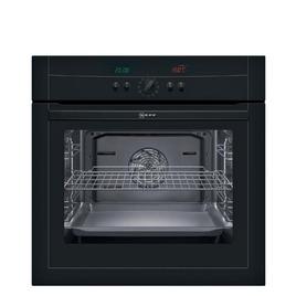 NEFF B15P42S0GB Built-in Electric Single Oven - Black