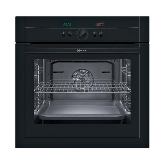 Neff Series 3 B15P42 Electric Oven - Black