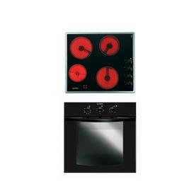 Indesit F131KBBK Oven and VRM640X Hob Reviews
