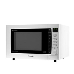 PANASONIC NN-CT870WBPQ Combination Microwave - White Reviews
