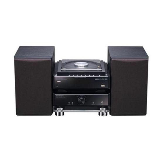 SANDSTROM SHFUSB10 Micro Hi-Fi System - Black