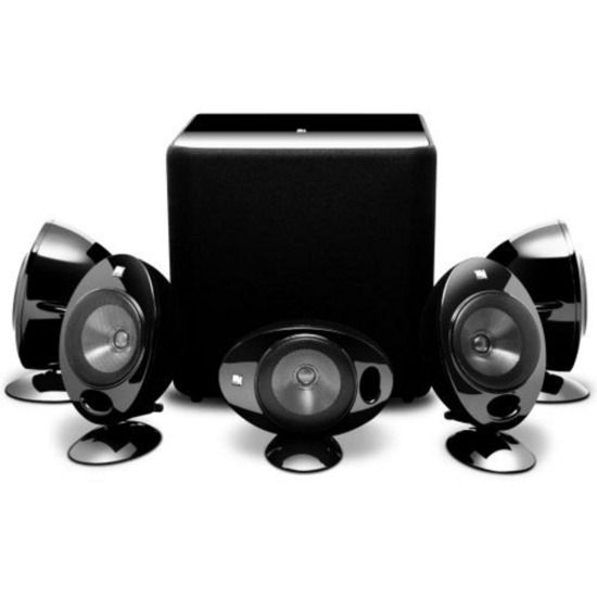 Kef Aduio KHT2005.3 Home Theatre System