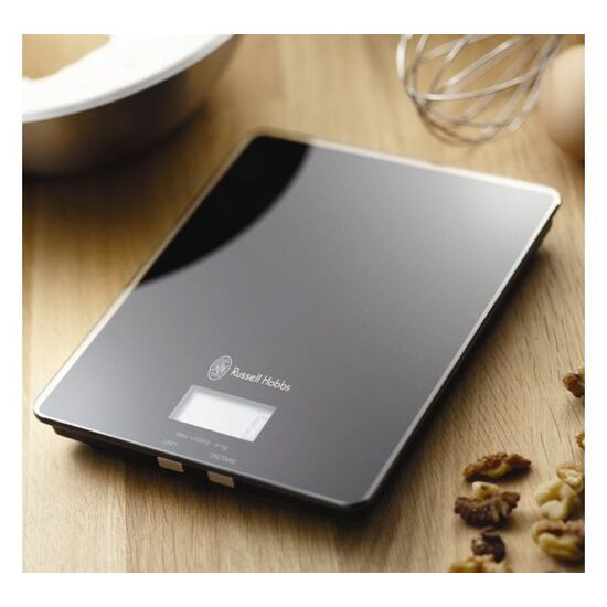Russell Hobbs 14971 Kitchen Scales - Black