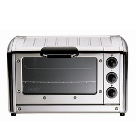 DUALIT 89000 Mini Oven - stainless steel