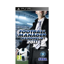 Sony Football Manager 2011