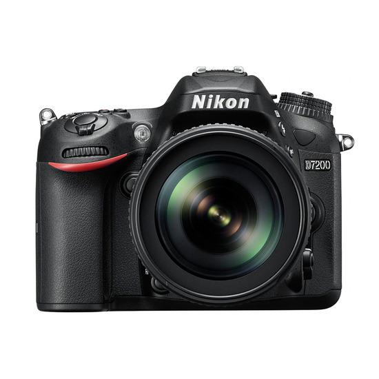 Nikon D7200 - Body Only