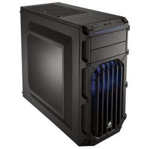 Photo of Corsair CC-9011058-WW Carbide Spec-03 Series Blue Led Mid-Tower Gaming Case Computer Case