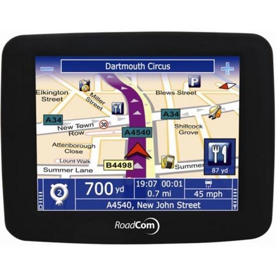 Roadcom RC410 GPS