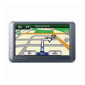 Photo of Garmin Nuvi 205W GPS Satellite Navigation