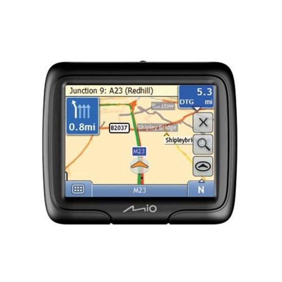 NAVMAN Moov M315 GPS Sat Nav System