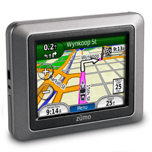 Photo of Garmin Zumo 220  Satellite Navigation