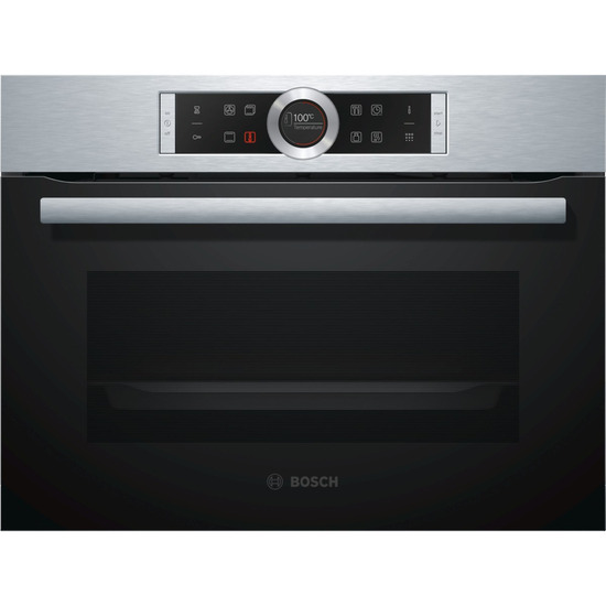 Bosch CBG675BS1B compact built-in/under oven Electric Built-in  in Stainless steel
