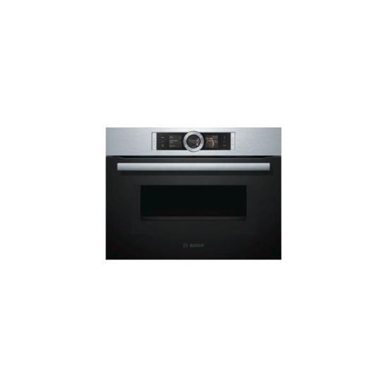 Bosch CMG656BS1B Built Microwave Oven Stainless steel