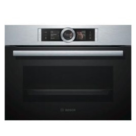 Bosch CSG656BS1B compact built in/under oven Built Steam Oven Stainless steel Reviews
