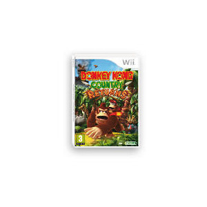Photo of Donkey Kong Country Returns (Wii) Video Game