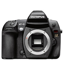Olympus E-5 (Body Only) Reviews