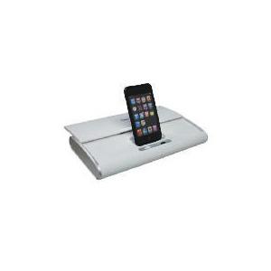 Photo of Venturer White iPod Dock Speaker