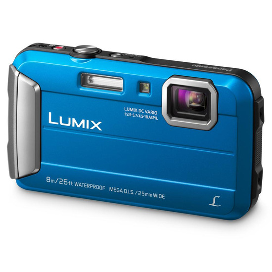 Panasonic LUMIX Digital Camera DMC-FT30