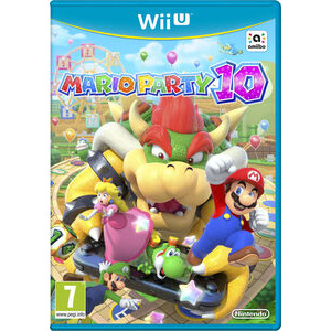 Photo of Mario Party 10 (Wii U) Video Game