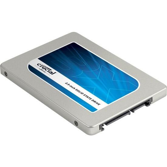 "Crucial BX100 2.5"" SSD"