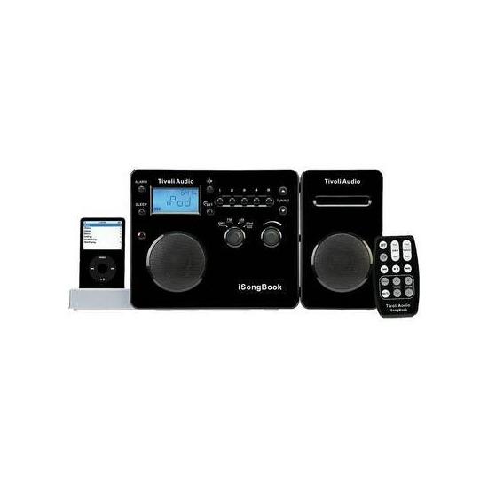 Tivoli Audio Remote Albergo Model 10 PAL Networks iYiYi Music System Songbook