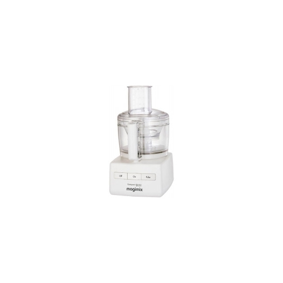 Magimix Food Processor Compact 3200 in White 18300