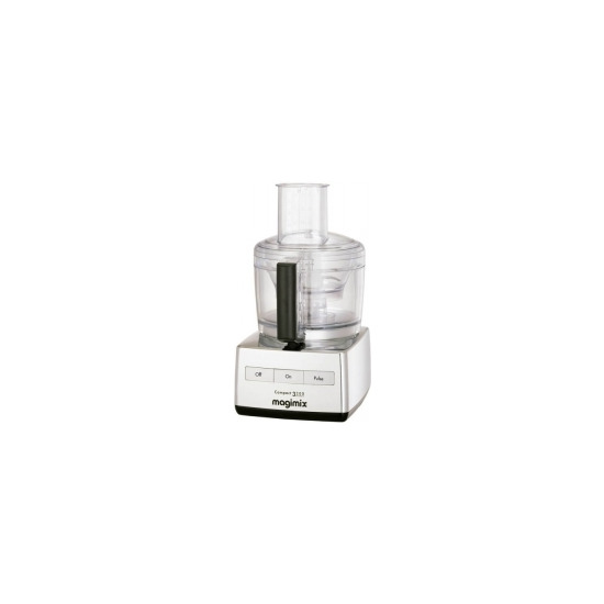 Magimix Food Processor Compact 3200 in Chrome 18320