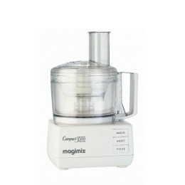 Magimix Food Processor Compact 3100 in White 12426 Reviews