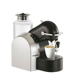 Nespresso Magimix M200 Electronic Auto Eject Chrome 11198 Reviews