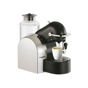 Photo of  Nespresso Magimix M200 Electronic Auto Eject Chrome 11198 Coffee Maker