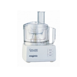 Photo of Magimix Food Processor Cuisine Systeme 4100 In White 16457 Hand Blender