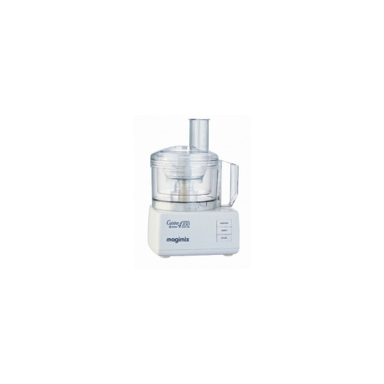 Magimix Food Processor Cuisine Systeme 4100 in White 16457