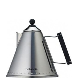 Britannia 1.7L Conical Stovetop Kettle (CST-CH) in Polished Chrome Reviews