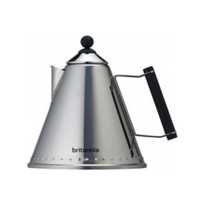 Photo of Britannia 1.7L Conical Stovetop Kettle (CST-CH) In Polished Chrome Kettle