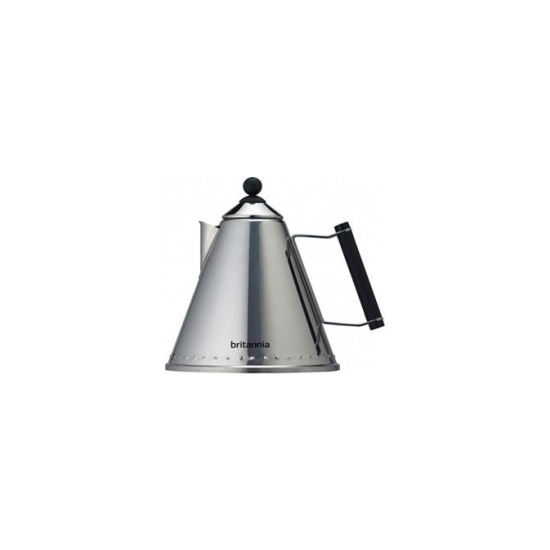 Britannia 1.7L Conical Stovetop Kettle (CST-CH) in Polished Chrome