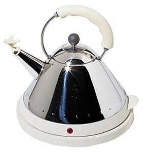 Photo of Alessi MG32 Kettle