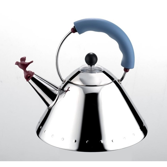 Alessi Stovetop Kettle 9093