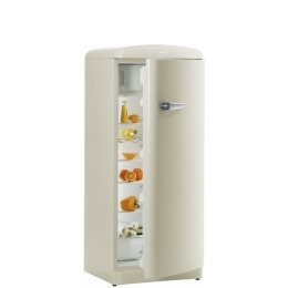 Gorenje Retro Style Refrigerator Cream RB 6285 OC Reviews