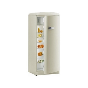 Photo of Gorenje Retro Style Refrigerator Cream RB 6285 OC Fridge