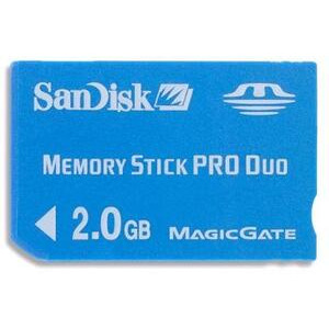 Photo of SANDISK 2GB MSPD CARD Memory Card