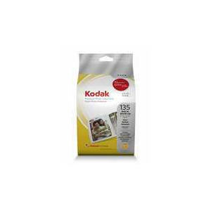 Photo of Kodak Premium Pack 135- Colour Ink & 10X15 Glossy Photo Paper Pack Ink Cartridge