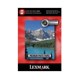 Photo of Premium Glossy Photo Paper 10X15CM (60 Sheets) Photo Paper