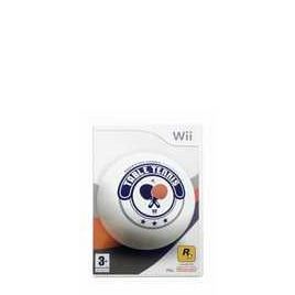 Rockstar Presents Table Tennis (Wii) Reviews