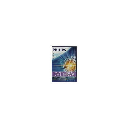 PHILIPS DVD-RW 10 PK SLIM