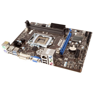 Photo of MSI H81M-P33 Motherboard