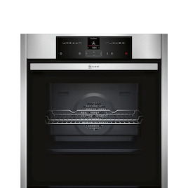 Neff B25CR22N1B Stainless steel Pyrolitic single oven Reviews